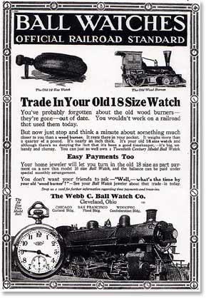 Ball Watches - Accuracy Under Adverse Conditions Since 1891