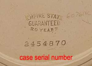 How To Use Our Vintage Watch Serial Number Look Up Tables