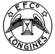 "Longines ""Winged Hourglass"" Logo"