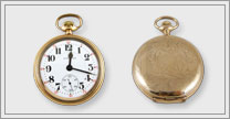 How to Identify Pocketwatch Case Types
