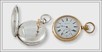 How to Wind Your Vintage Pocket Watch
