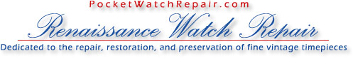 PocketwatchRepair.com: Expert antique and vintage watch repair